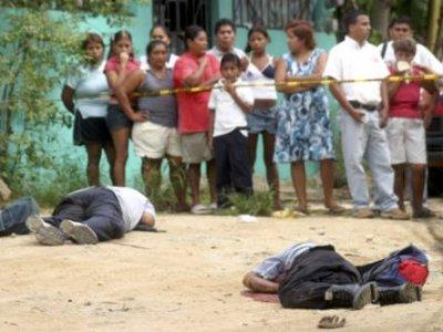 Mexican drug war thesis statement?